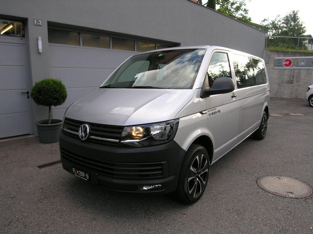 VW T6 Silber 1