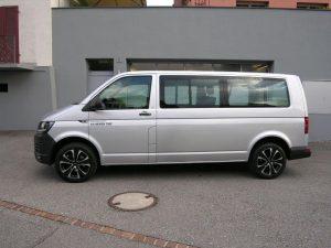 VW T6 Silber 3