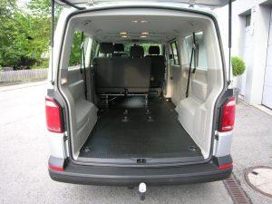 VW T6 Silber 5