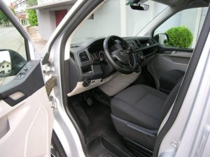 VW T6 Silber 7