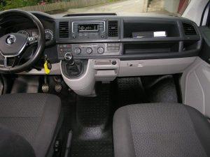 VW T6 Silber 9