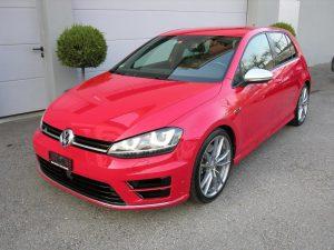 Golf R Rot 001