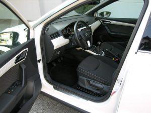 Seat Arona Weiss 011