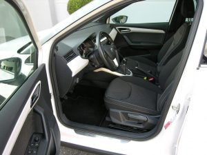Seat Arona Weiss 012
