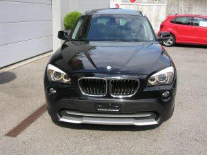 X1 BMW schwarz 003