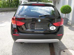 X1 BMW schwarz 005