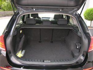 X1 BMW schwarz 008