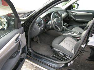 X1 BMW schwarz 009