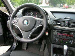 X1 BMW schwarz 014
