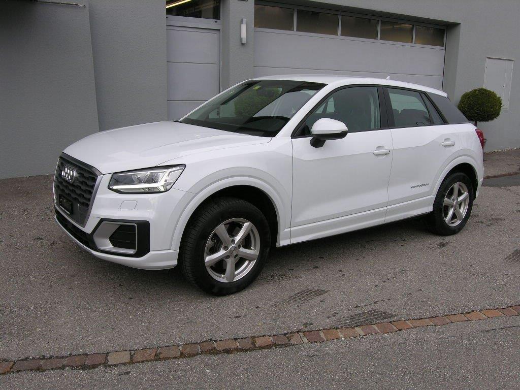 Audi Q2 Weiss 001